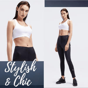 The Absolute Zip Sports Bra