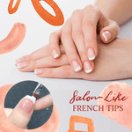 Load image into Gallery viewer, French Tip Nail Art Brush