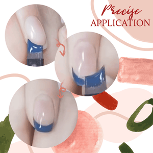 French Tip Nail Art Brush