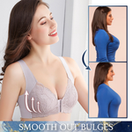 Load image into Gallery viewer, 5D Wireless Front Closure Sculpting Bra