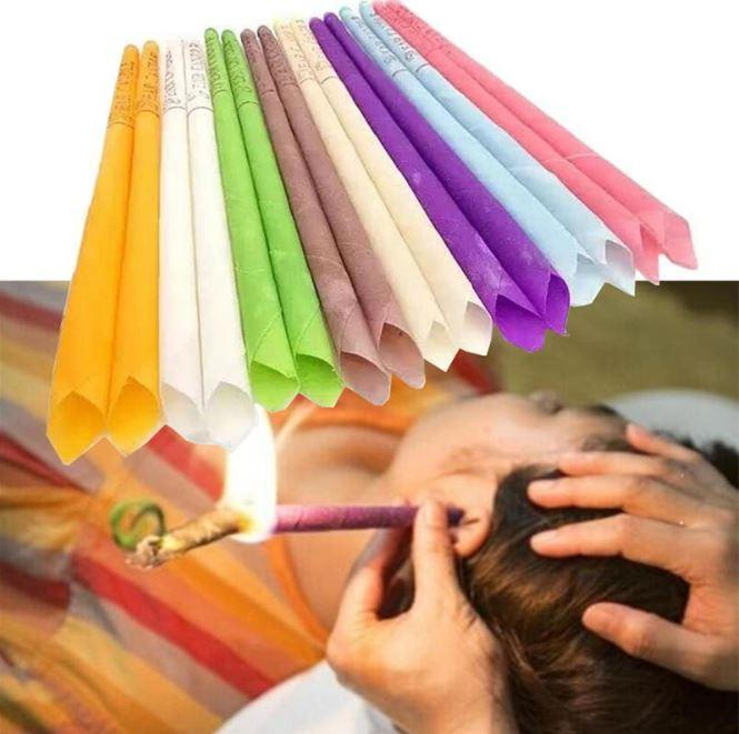 Ear Wax Removal Candling Treatment (10PCS)