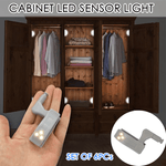 Load image into Gallery viewer, Cabinet LED Sensor Light (Set of 6Pcs)