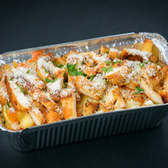 Chicken Parm Loaded Fries