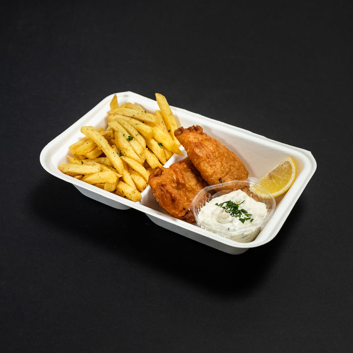 Fish and Chips 400 g (Peste)