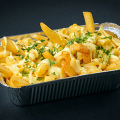 Mac N Cheese Loaded Fries