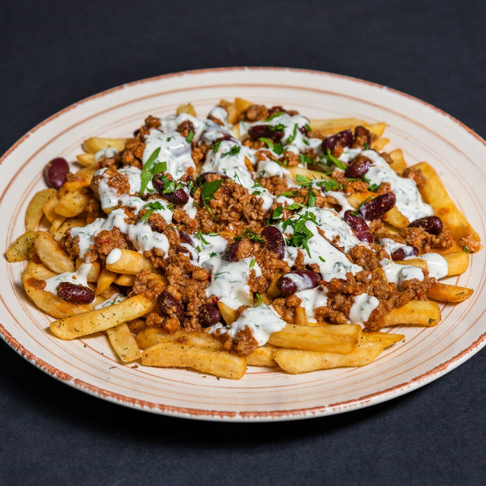 Chilli Con Carne Loaded Fries 400 g