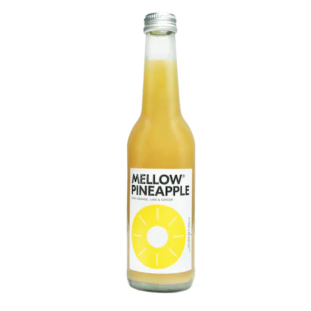 Suc natural Mellow Pinneapple 330 ml