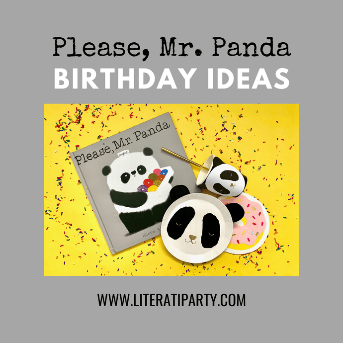 Please, Mr. Panda Partyboard
