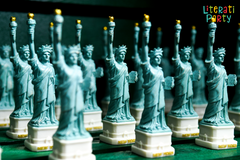 new york statue of liberty party favors