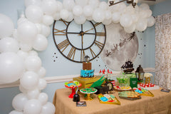 Peter Pan themed custom children's party