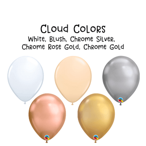 Custom Rainbow Balloon Kit