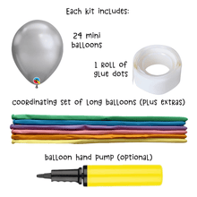 Load image into Gallery viewer, Dreamy Rainbow Balloon Kit