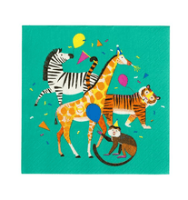Load image into Gallery viewer, Party Animal Napkins