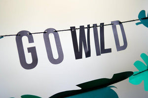 Go Wild Jungle Garland