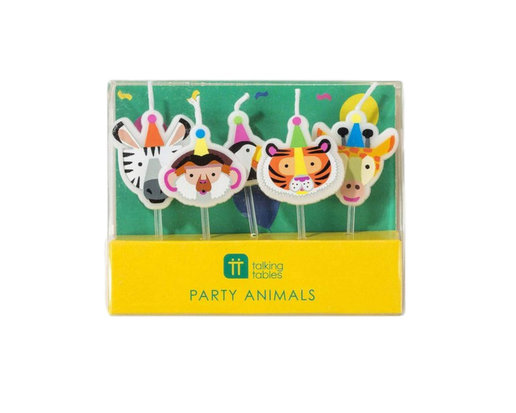 Party Animal Candles