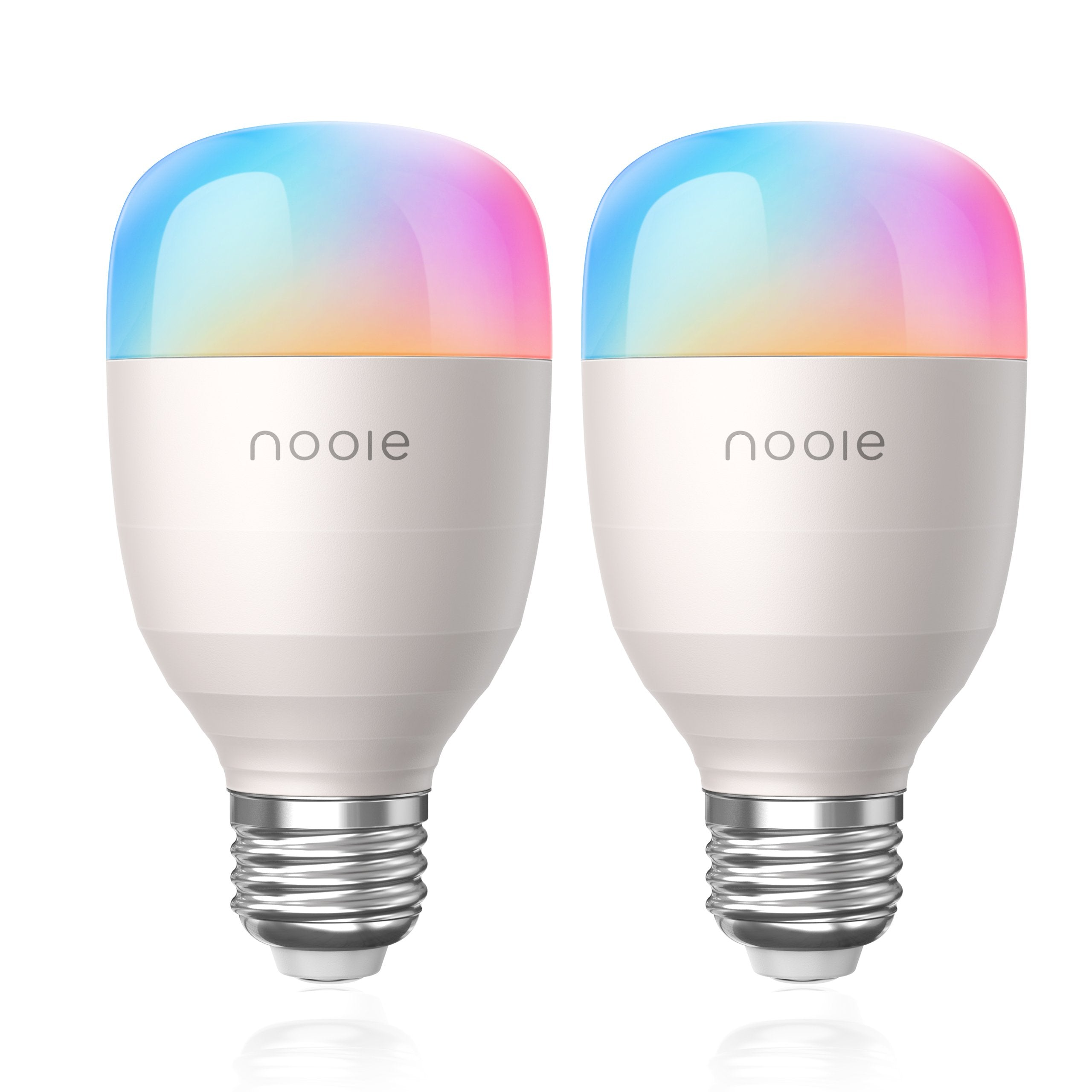 Nooie Aurora - 4 Packs-Smart Bulb-Nooie-Nooie Smart Home