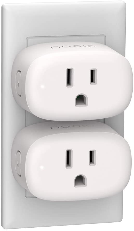 Nooie Smart Plug - 4 Packs-Smart Plug-Nooie-Nooie Smart Home
