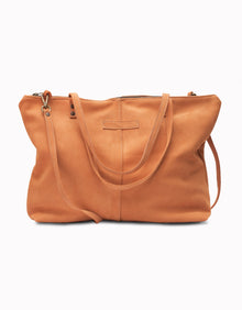 Charlotte Split Leather Bag