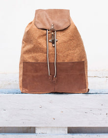 """Andaman"" Cork Unisex Backpack"