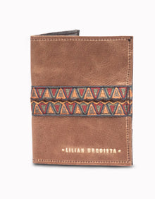 Verne Brown Passport Holder