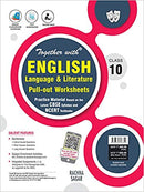 Together with English Language & Literature Pullout Worksheets for Class 10