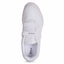 Reebok White Velcro School Shoes