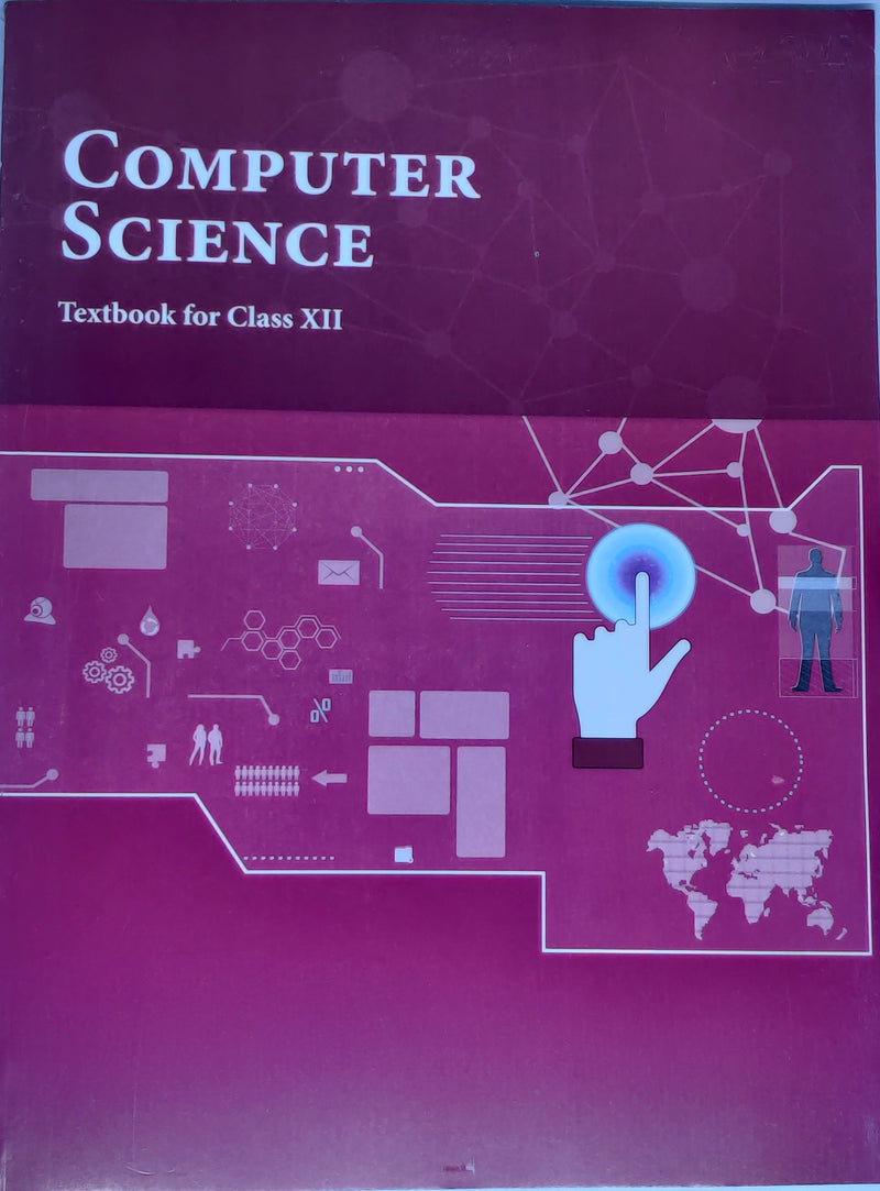 NCERT Computer Science For Class 12