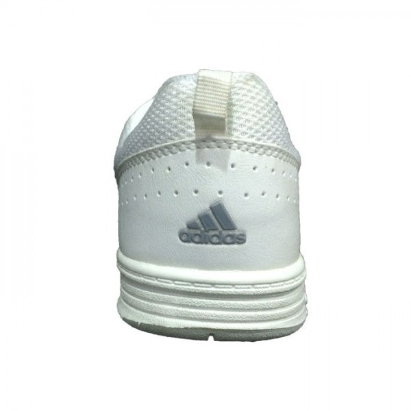 Adidas White Velcro School Shoes