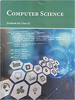 NCERT Computer Science for Class 11