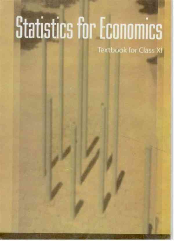 NCERT Statistics for Economics for Class 11
