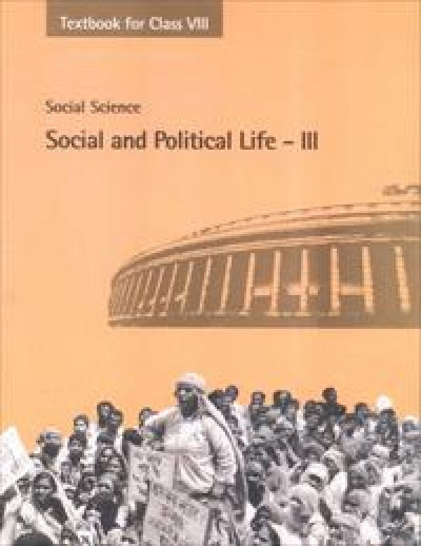 NCERT Social & Political Life for - Class 8 - Latest edition as per NCERT/CBSE