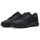 Nike Revolution 4 Black School Shoes with Laces