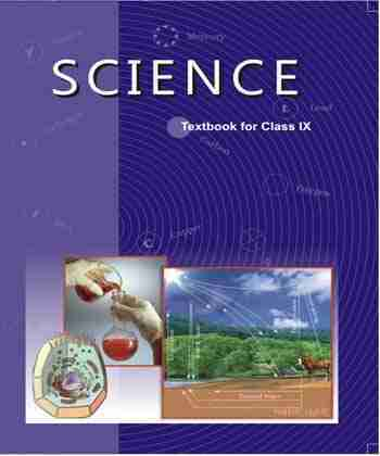 NCERT Science for - Class 9 - Latest edition as per NCERT/CBSE