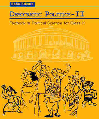NCERT Democratic Politics II for Class 10 - Latest edition as per NCERT/CBSE