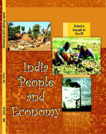 NCERT India People and Economy for Class 12