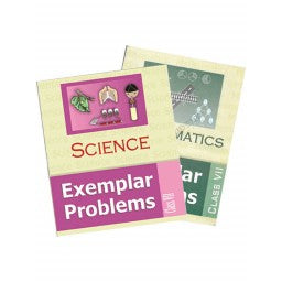 NCERT Science and Mathematics Exemplar Set for Class 7