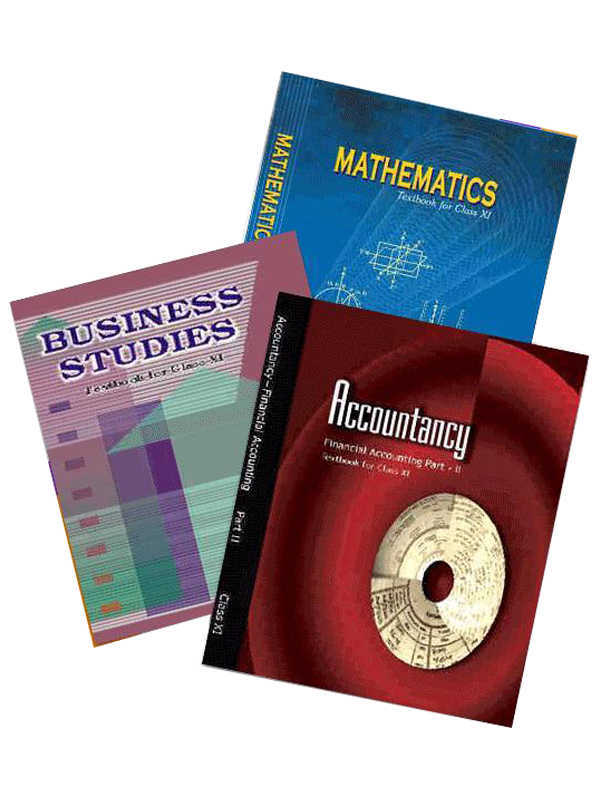 NCERT Commerce Complete Books Set for Class -11 (English Medium) - Latest edition as per NCERT/CBSE