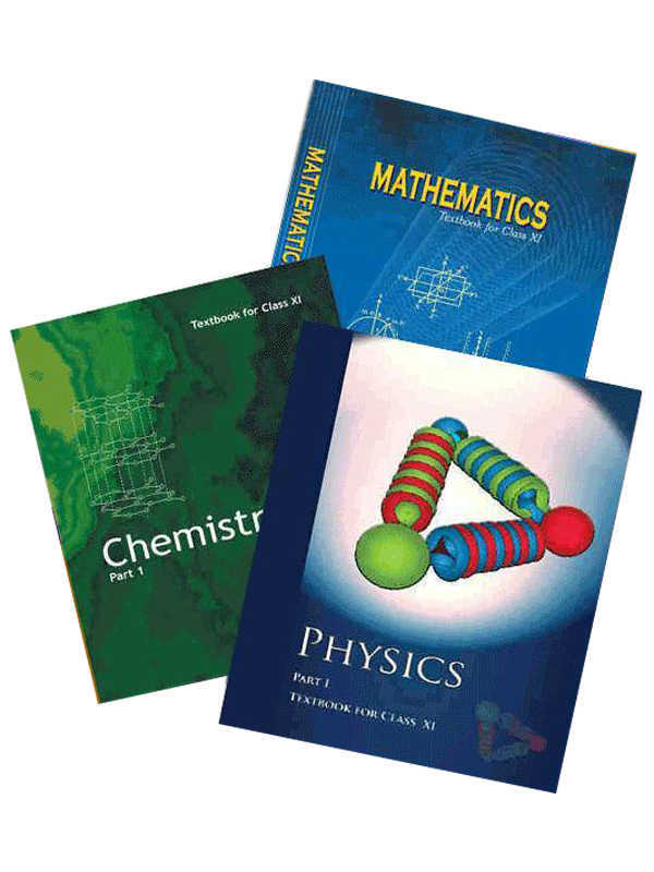 NCERT Science (PCM) Complete Books Set for Class -11 (English Medium)