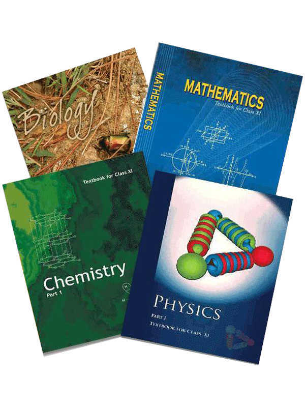 NCERT Science (PCMB) Complete Books Set for Class -11 (English Medium)