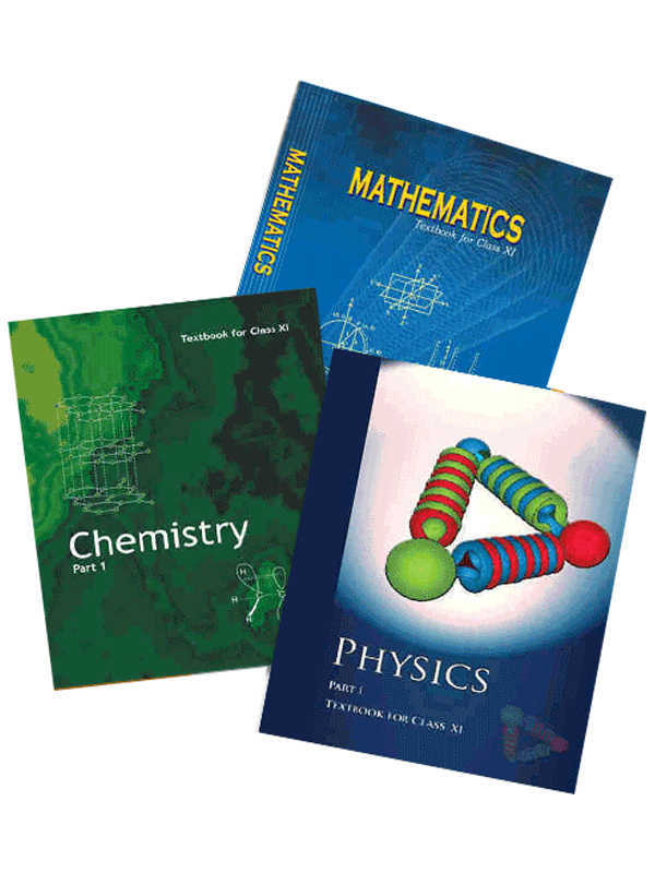 NCERT Physics, Chemistry, Mathematics (PCM) Books Set for Class 11 (English Medium)