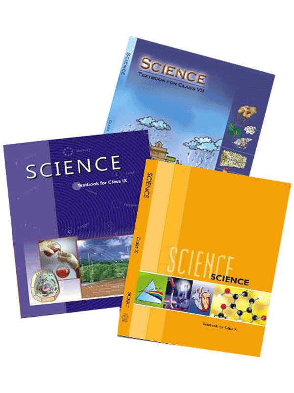 NCERT Science Books Set of Class - 6 to 10 for UPSC Exams (English Medium)- Latest edition as per NCERT/CBSE