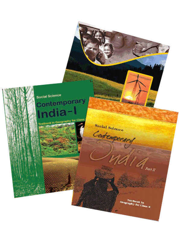NCERT Geography Books Set of Class -6 to 12 for UPSC Exams (English Medium) - Latest edition as per NCERT/CBSE