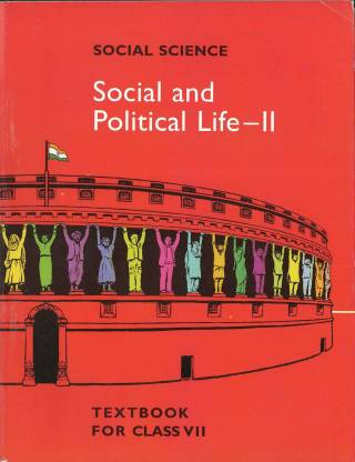 NCERT Social and Political Life II for - Class 7- Latest Edition as per NCERT/CBSE