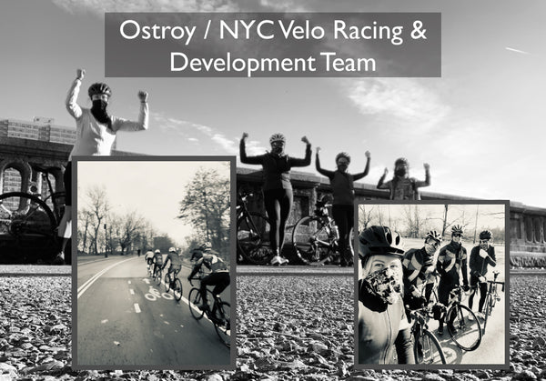 Ostroy / NYC Velo Racing and Development Team