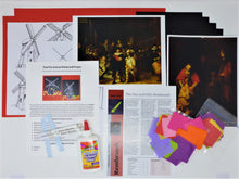 Load image into Gallery viewer, Rembrandt van Rijn Art Box for 2 students - Includes Shipping