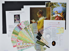 Load image into Gallery viewer, Jean-Honore Fragonard Art Box for 2 students - Includes Shipping
