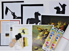 Load image into Gallery viewer, Jacques-Louis David Art Box for 2 Students - Includes Shipping