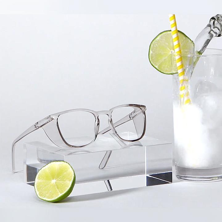 (Factory Outlet)New Design Lightweight Minimalist Advanced Anti-bacterial GlassesTo Protect Your Eyes