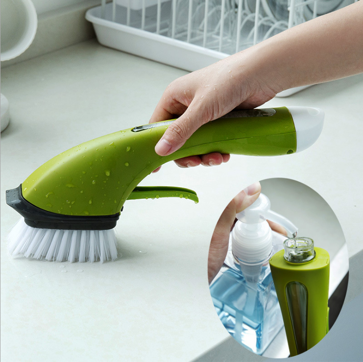 Multi-function kitchen cleaning pot