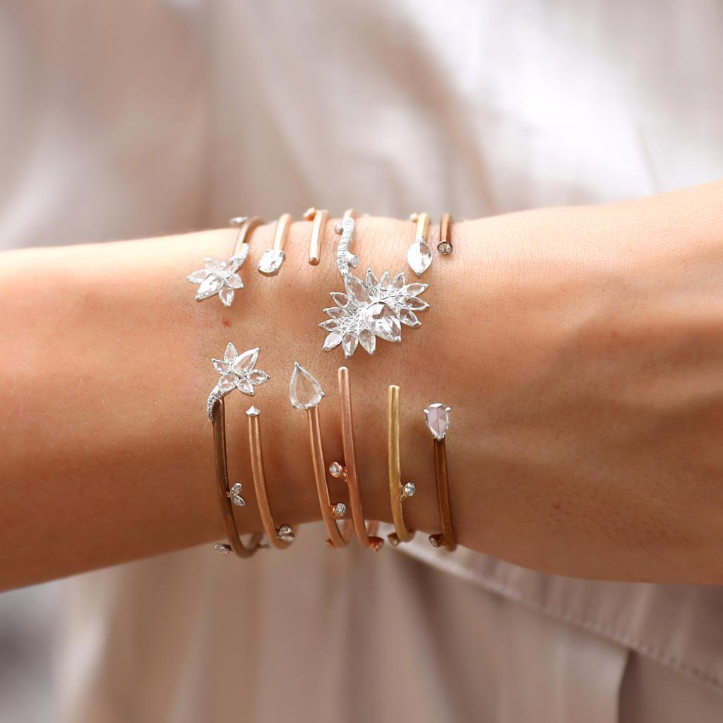 VAK Spring Leaves Bracelet